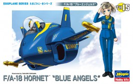 F/A-18 Hornet ″Blue Angels″ (Egg Plane)