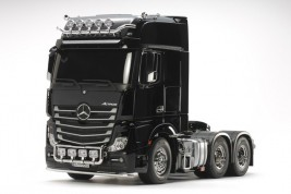 1:14 Mercedes-Benz Actros 3363 6×4 GigaSpace (Assembly Kit)