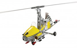 Produkt anzeigen - 1:36 James Bond Gyrocopter ″Little Nellie″ – You Only Live Twice, 50th Anniversary