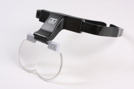 Magnifying Visor with 1.7×/2×/2.5× Lenses