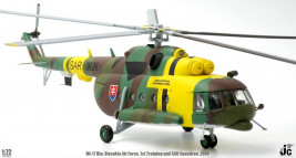 1:72 Mil Mi-17 Hip, Slovak Air Force, 1st Training and SAR Sqn