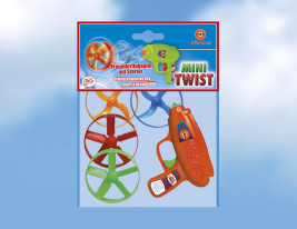 Mini Twist – Wind Rotor
