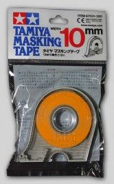 TAMIYA Masking Tape 10 mm Applikator