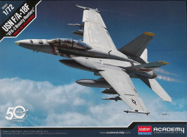 1:72 Boeing F/A-18F Super Hornet, VFA-2 ″Bounty Hunters″
