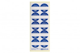 Cap Labels for Lacquer Paint (30 pcs)